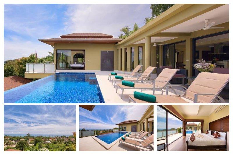 Lamai 4224 - Infinity-Edge Pool And Seaviews - Image 1 - Lamai Beach - rentals