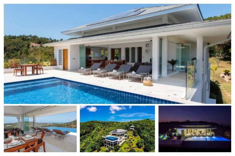 Bophut 2227 - Infinity-Edge Pool And Seaviews - Image 1 - Mae Nam - rentals