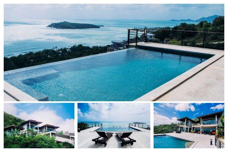 Chaweng 3233 - Infinity Pool And Stunning Seaviews - Image 1 - Bophut - rentals