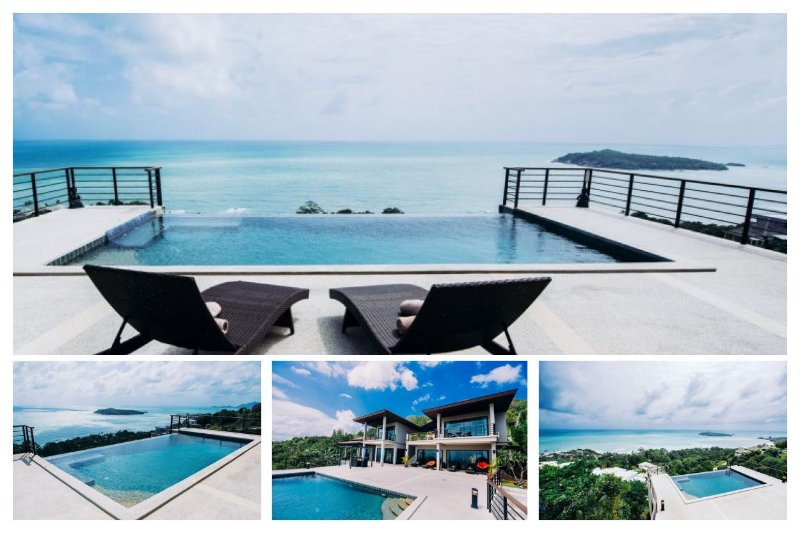 Chaweng 2233 - Infinity Pool And Stunning Seaviews - Image 1 - Bophut - rentals