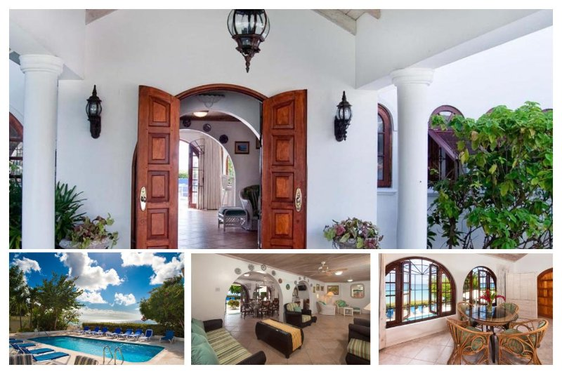 Stunning 4 Bed Villa with Pool and Ocean Views - Image 1 - Lower Carlton - rentals