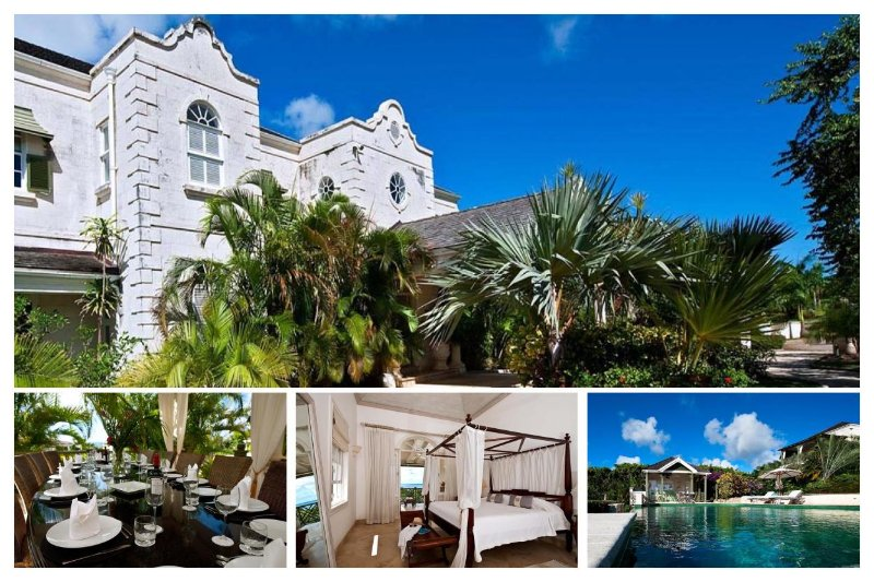 Luxury 6 Bed with Private Infinity Pool/Jacuzzi - Image 1 - The Garden - rentals