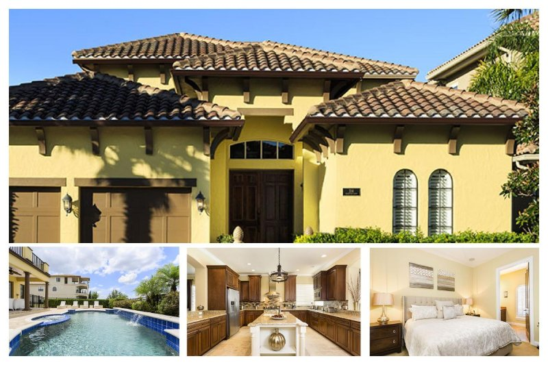 Amazing 5 bedroom Reunion Home with cinema, games room, private pool and spa - Image 1 - Reunion - rentals