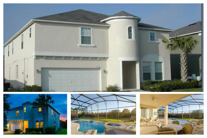 Superb 7 Bed Family Home - Minutes to Disney! - Image 1 - Four Corners - rentals