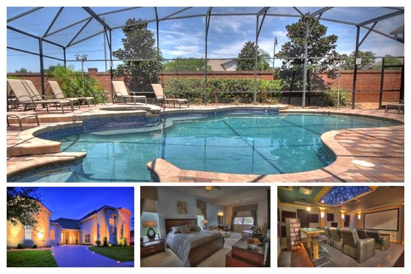 Luxury 7 Bed Home with Cinema and Games Room - Image 1 - Four Corners - rentals