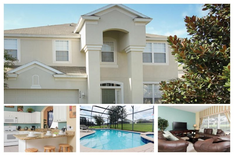 Luxury Family Home - 2 Miles From Disney! - Image 1 - Reunion - rentals