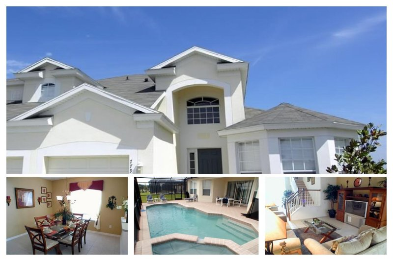 Stunning Family Home - 2 Miles From Disney! - Image 1 - Four Corners - rentals