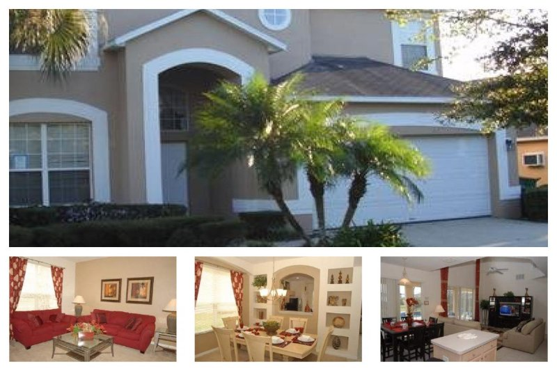 Fantastic 6 Bed Home with Private Pool, Games Room - Image 1 - Four Corners - rentals