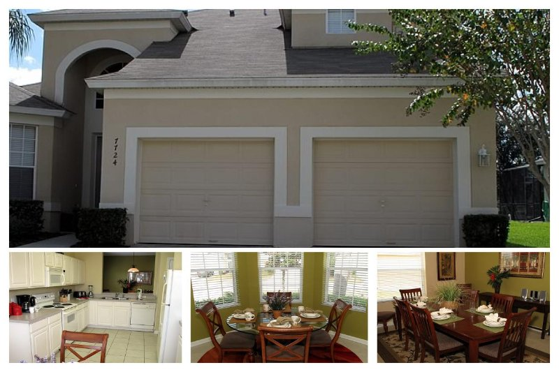 Beautiful 5 bedroom home in Windsor Hills. Swimming Pool and Spa. - Image 1 - Reunion - rentals