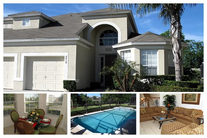 Spectacular Family Home - Private Pool and Spa - Image 1 - Four Corners - rentals