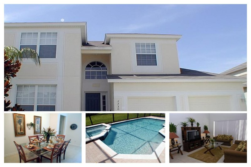 With a private pool and games room, Windsor Hills offers this lovely 5 bedroom villa - Image 1 - Four Corners - rentals