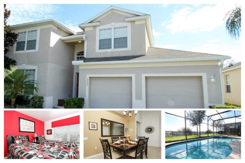 Elegant 5 bedroom, windsor hills resort home. Private pool and spa. - Image 1 - Four Corners - rentals
