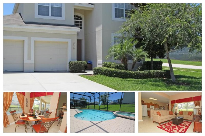 Perfect for family groups, 5 bedroom villa has all the comforts of home and a private pool - Image 1 - Four Corners - rentals