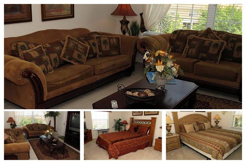Classic, elegant 3 bedroom, 2 bathroom condo in Windsor Hills resort - Image 1 - Four Corners - rentals