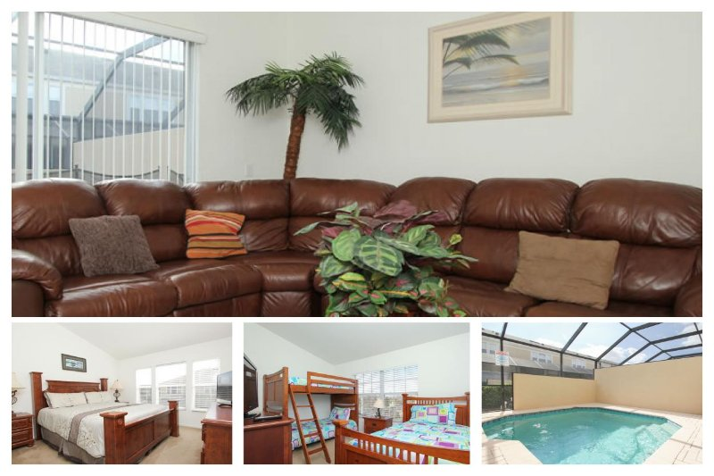 Including a a contemporary living area and private pool, outstanding 3 bedroom vacation home - Image 1 - Four Corners - rentals