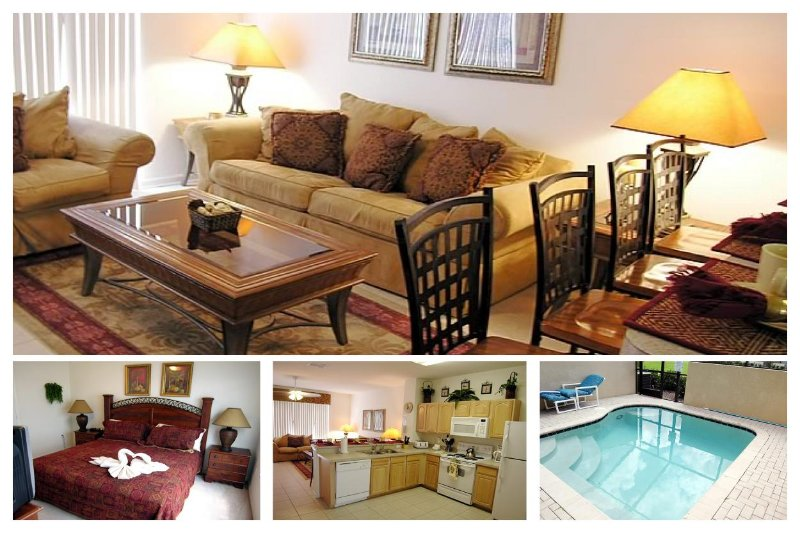 Casual, homely and elegant 3 bedroom townhouse offering private splash pool - Image 1 - Four Corners - rentals