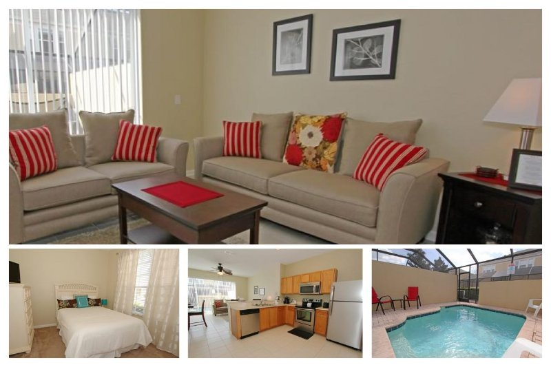 Glorious, suave 2 storey 3 bedroom home includes a peaceful private splash pool - Image 1 - Four Corners - rentals