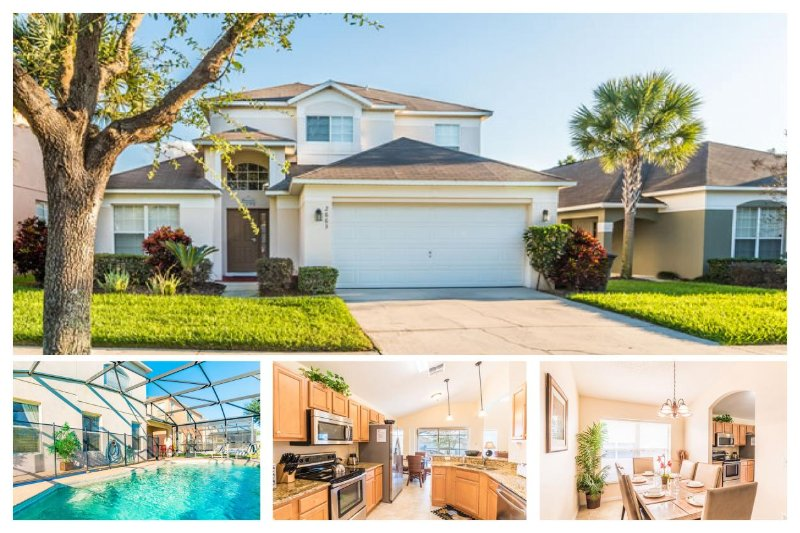 Amazing Family Home - 2.5 Miles to Disney! - Image 1 - Four Corners - rentals