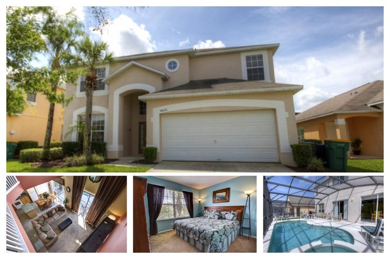 Stunning 7 Bed Home with Private Pool - Games Room - Image 1 - Four Corners - rentals