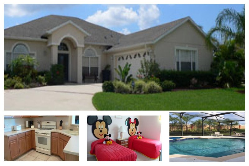 Fantastic 5 Bed Home -  2 Miles to Disney! - Image 1 - Reunion - rentals