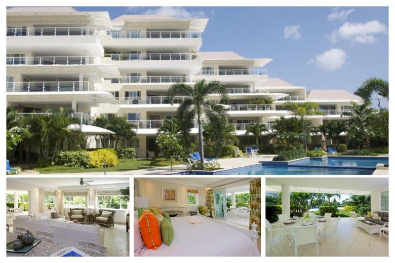 Luxury 3 Bed Beachfront Condo - Pool/Gym - Image 1 - Hastings - rentals