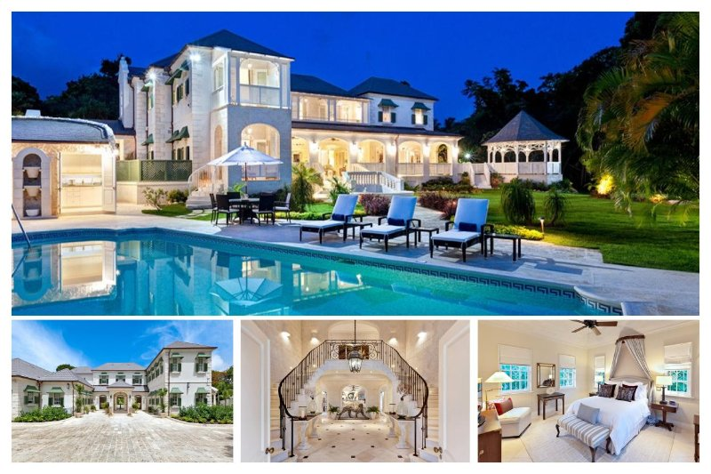Luxury 5 Bed Home - Gym and Private Pool - Image 1 - Sandy Lane - rentals