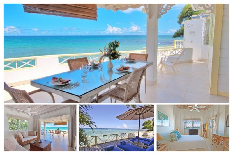 Stunning 2 Bed Beachfront Apartment - WiFi - Image 1 - Mullins Beach - rentals