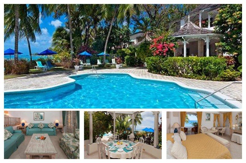 Beautiful 3 Bed Villa with Pool, Ocean Views - Image 1 - Gibbs Bay - rentals