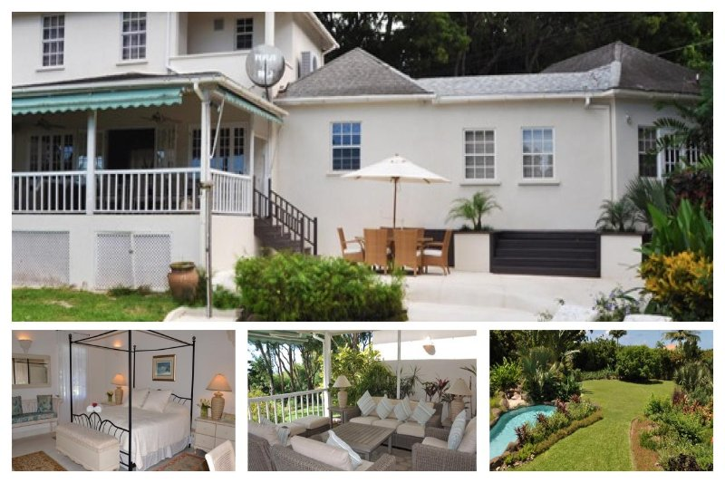 Stunning 4 Bed Home with Private Pool, Terrace - Image 1 - Gibbs Bay - rentals