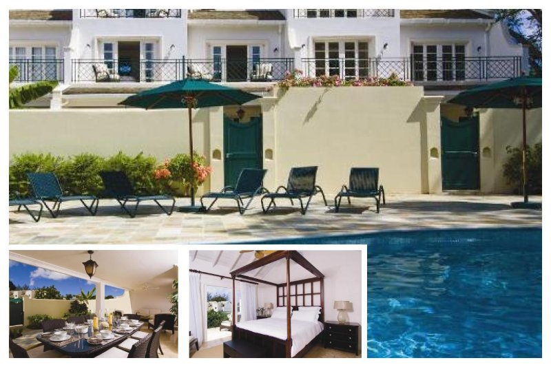 Fantastic 4 Bed Villa with Shared Pool and Gym - Image 1 - Gibbs Bay - rentals