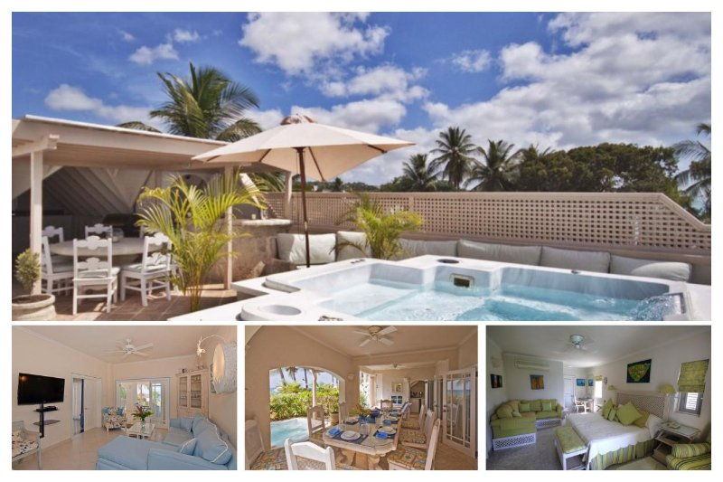 Amazing 4 Bed Home with Direct Beach Access - Image 1 - Weston - rentals