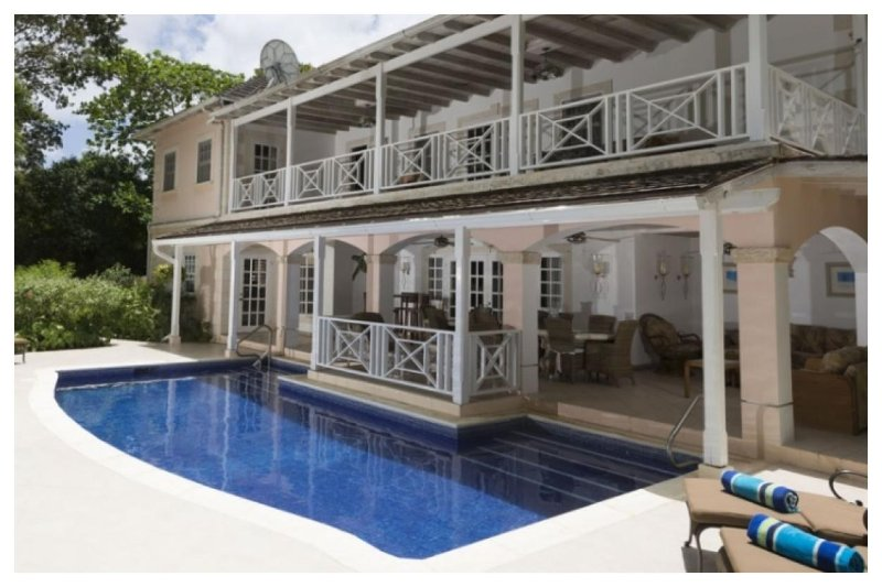 Stunning 4 Bed Home with Private Pool and Jacuzzi - Image 1 - Sandy Lane - rentals