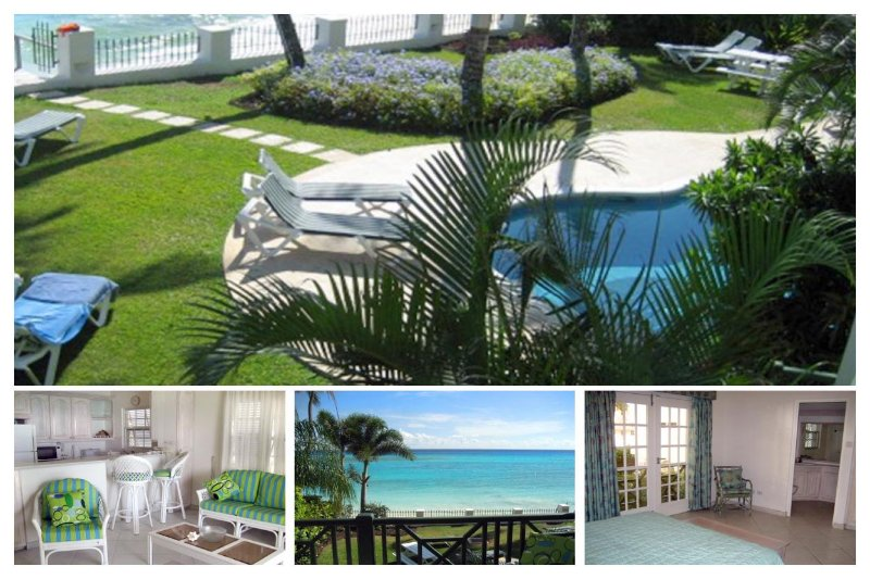 Stunning 2 Bed Beachfront Apartment with Pool - Image 1 - Worthing - rentals