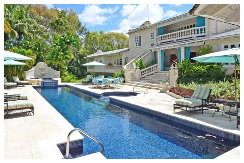 Brilliant 5 Bed Home with Private Pool and Jacuzzi - Image 1 - Sandy Lane - rentals