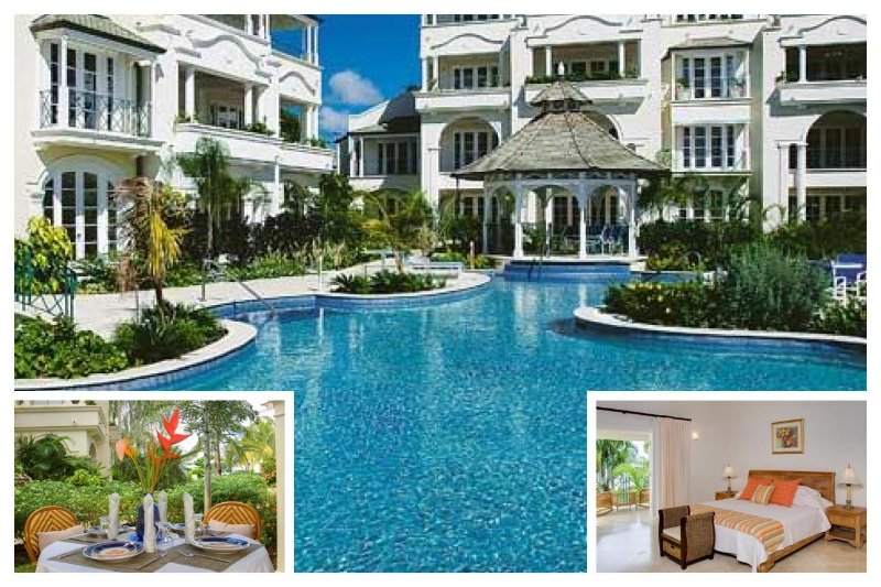 Lavishly decorated 1 bedroom condominium near the beach, set within a brilliant resort. - Image 1 - Maynards - rentals
