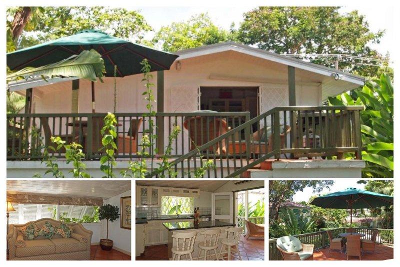 Charming One Bedroom Apartment - Near Beach - Image 1 - Gibbs Bay - rentals
