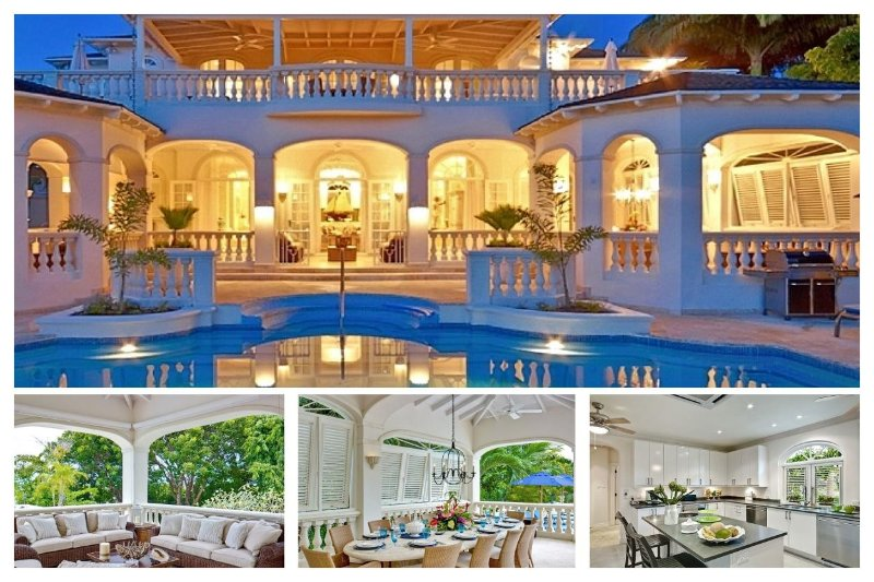 Fantastic 8 Bed Home with Private Pool and Gym - Image 1 - Westmoreland - rentals