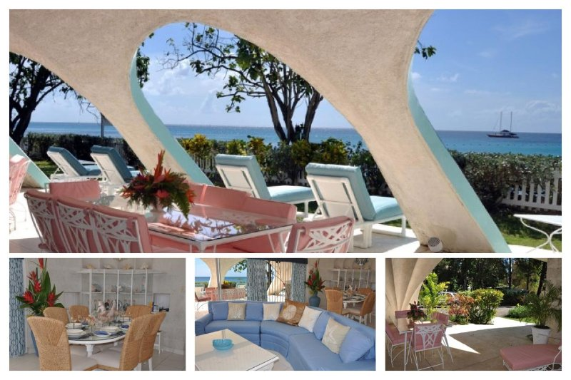 Peaceful, elegant 3 bedroom villa with fantastic ocean views. - Image 1 - Sunset Crest - rentals