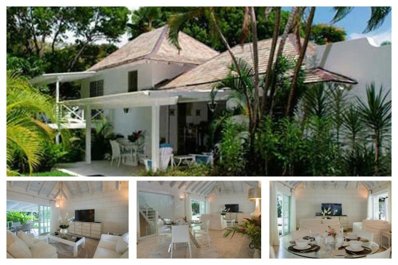 Beautiful 2 Bed Cottage with Tropical Gardens - Image 1 - Lascelles Hill - rentals