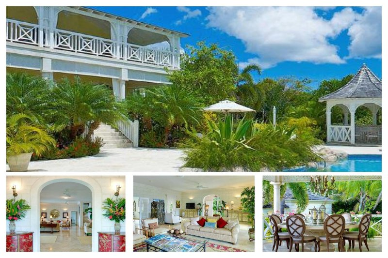 Luxury 5 Bed Villa - Private Pool and Sea Views - Image 1 - Sugar Hill - rentals