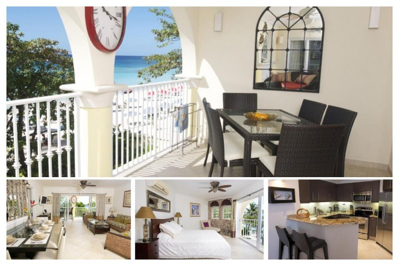 Fantastic 3 Bed Beachfront Apartment - Ocean Views - Image 1 - Dover - rentals