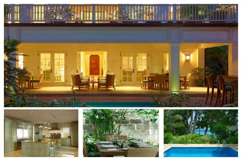 With its thoughtful design, ideal beachfront location, and proximity to amenities,Barbados 199 is the ideal villa for a relaxing - Image 1 - Maynards - rentals