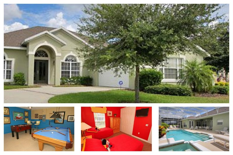 Fantastic4 Bed Family Home - 5 Miles to Disney! - Image 1 - Four Corners - rentals