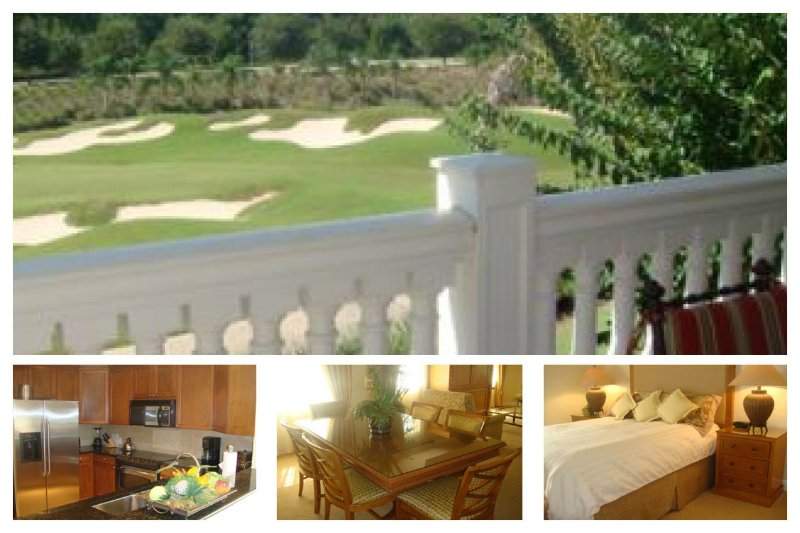 Luxury 3 Bed Condo with Amazing Golf Views - Image 1 - Reunion - rentals