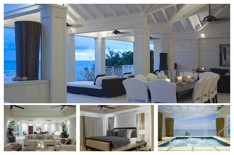 Luxury 4 Bed Apartment with Private Plunge Pool - Image 1 - Paynes Bay - rentals