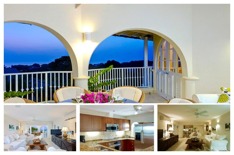 Amazing 2 Bed Apartment - Terrace with Sea Views - Image 1 - Westmoreland - rentals