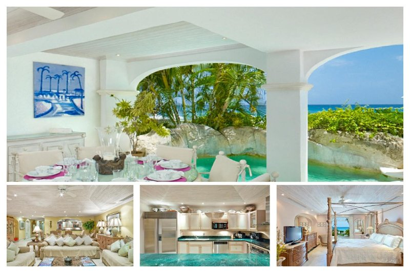 Beautiful 3 Bed Apartment with Sea Views - Image 1 - Paynes Bay - rentals
