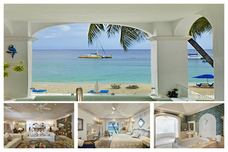 Stunning 3 Bed Apartment with Panoramic Sea Views - Image 1 - Paynes Bay - rentals