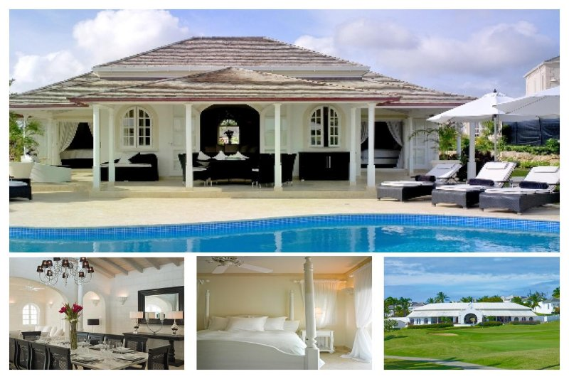 Stunning 4 Bed Villa with Shared Pool and Gym - Image 1 - Westmoreland - rentals