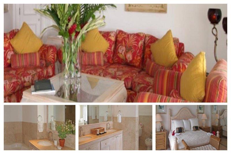 Luxury 3 Bed Beachfront Penthouse Apartment - Image 1 - Lascelles Hill - rentals